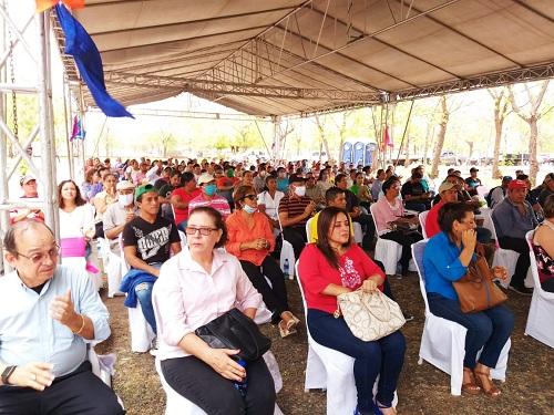 Sébaco: Ceremonia de colocación de la primer piedra para la construcción de laboratorio de café y suelo de calidad y de referencia nacional