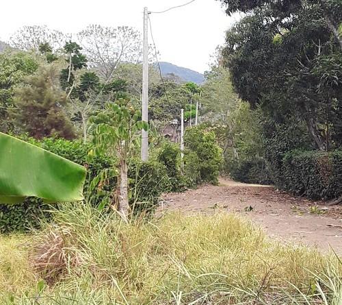 En el sector Los Díaz – Comunidad Las Escaleras,Matagalpa, llegó la energía a 53 viviendas