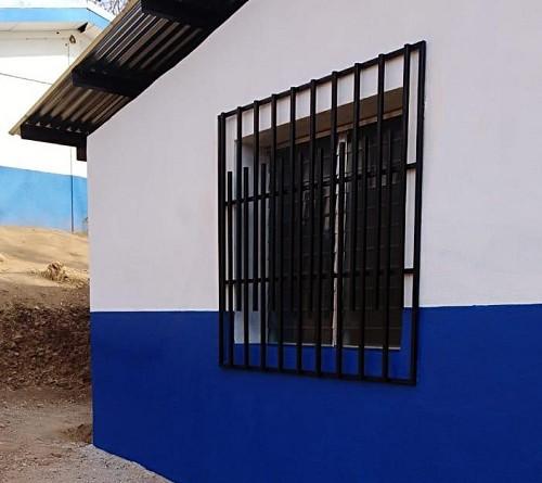 El centro escolar de la comunidad  El Cuyal, Mozonte