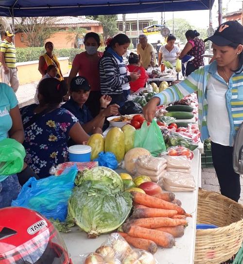 Feria en San Pedro del Norte