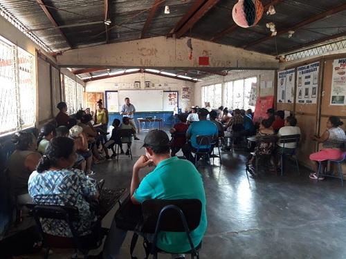 San Miguelito, comunidad Las Palomas