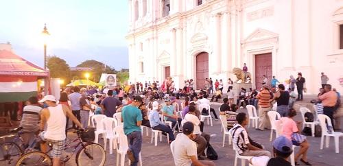 """León: Se celebró aquí el II festival de las artes """"Nicaragua para el mundo"""""""