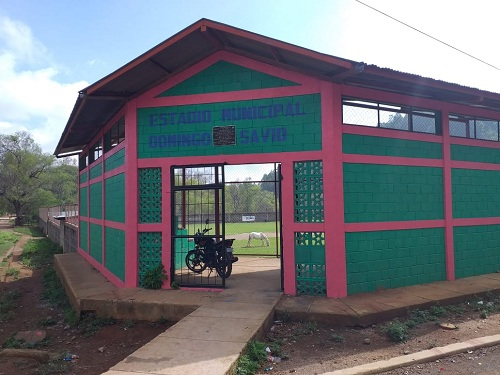 Estadio en San José de Cusmapa mejorado