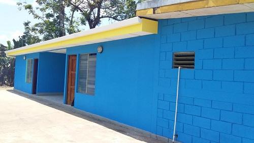 Dormitorios para policías en Bonanza