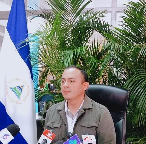 Iván Lacayo, director general de Inifom