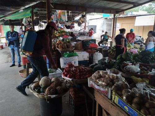 Mercado de San Carlos