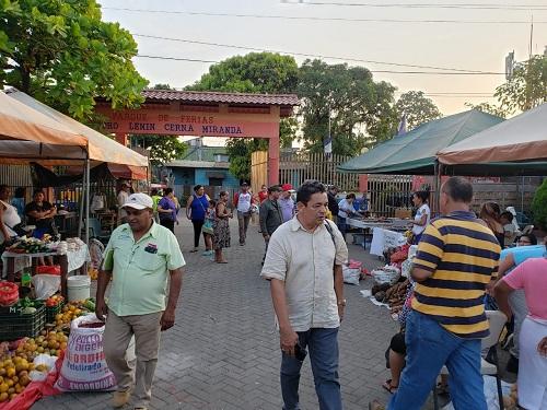 Mercado municipal El Rama