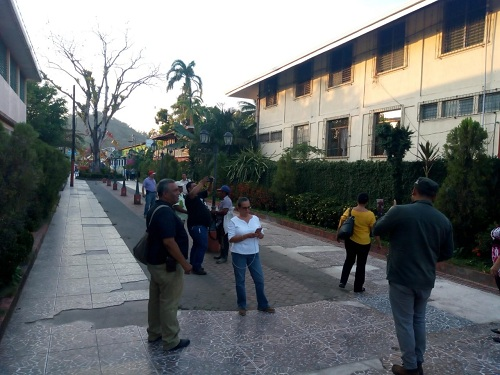 Paseo Calle La Calzada
