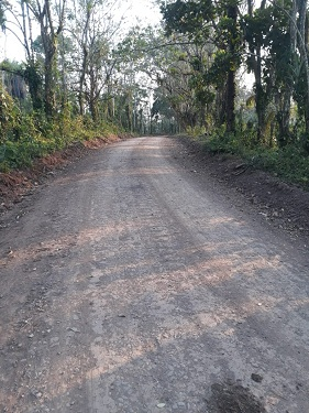 Camino Muhan-Chaguitillo