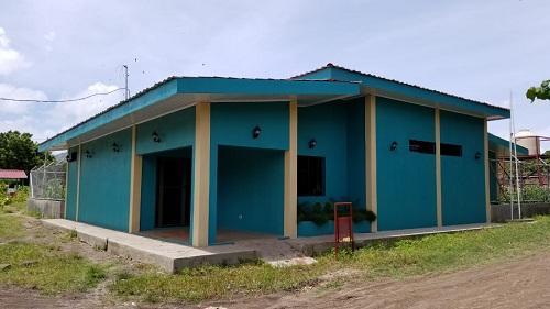 Teustepe: Construcción de casa de atención para personas con necesidades especiales de salud en el barrio Buenos Aires.