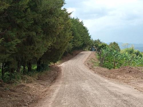 Tramo Las Cuchillas-La Sorpresa en Jinotega