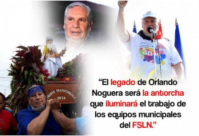 Orlando Noguera Presente
