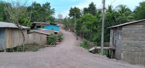 El tramo de camino Puerto Viejo- El Kiawa de nueve kilómetros en Waslala, fue rehabilitado