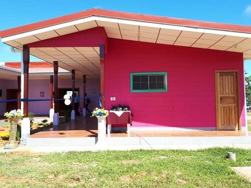 En Bonanza casa para personas con necesidades especiales de salud