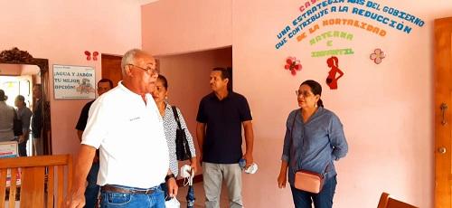 Nandaime: Casa Materna