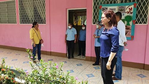 El Centro de Desarrollo Infantil