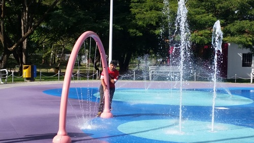 Parque  Acúatico Infantil de la Familiade Estelí