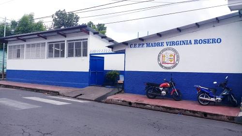 Centro escolar Madre Virginia Rosero rehabilitada por la alcaldía de Chinandega