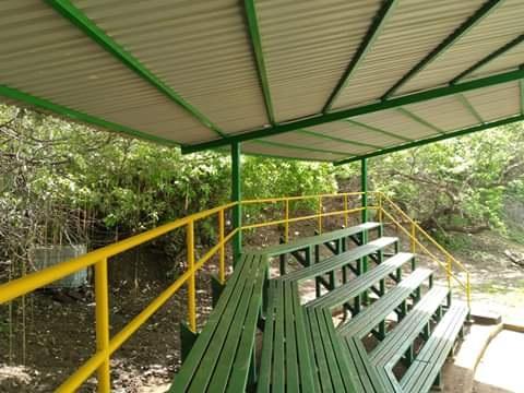 Mejoramiento de campo deportivode San Rafael del Sur