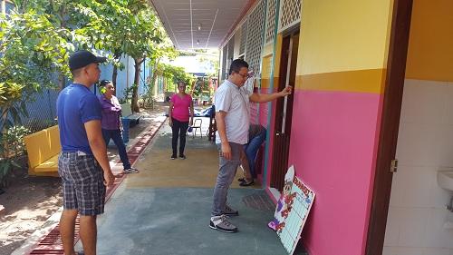 En El CDI Guardabarranco en Achuapa donde se efectúan mejoras