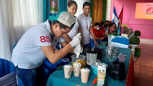 Villa Sandino: Protagonistas del curso de Mercadotecnia en negocios productivos finalizan preparación