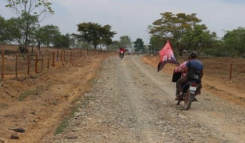 Camino Rosita -Asanwas