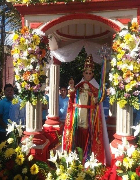 San Silvestre Papa co-patrono