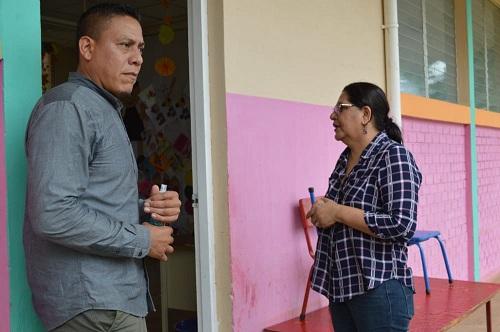 Visita al Centro de Desarrollo Infantil Héroes y Mártres
