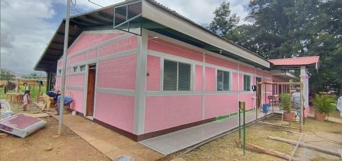 Casa Materna en Nueva Guinea mejorada