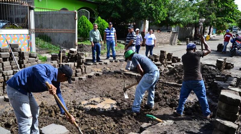En esta semana de Julio Victorioso, familias y alcaldías del FSLN inaugurarán 26 proyectos