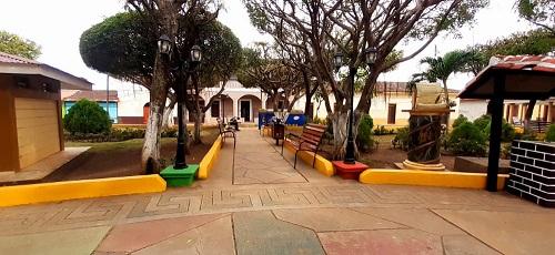 Parque municipal de Nandaime