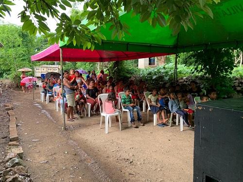 Villa Nueva, en la comunidad El  Bonete