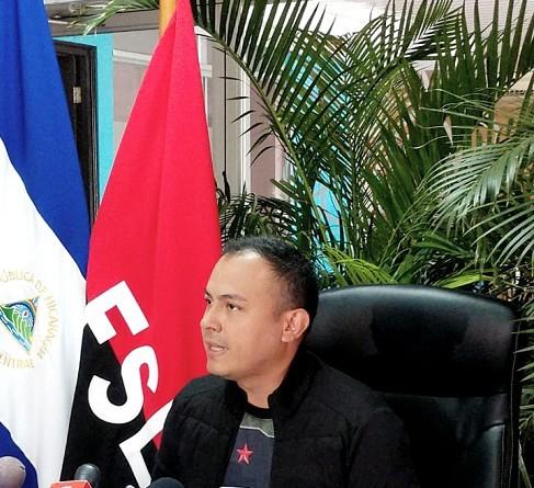Director general de Inifom Iván Lacayo