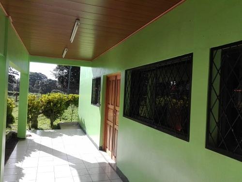 En Jinotepe mejoras en casa de atención para personas con necesidades especiales  de salud en el barrio Angelita Morales