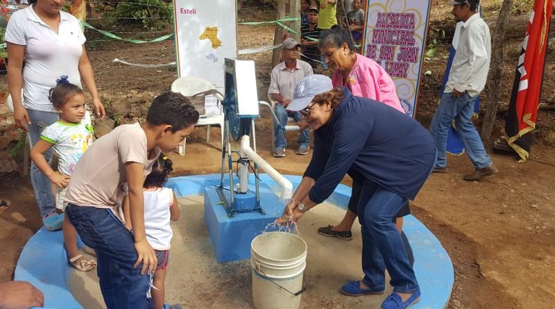 Progreso sin retroceso en municipios gobernados por El FSLN