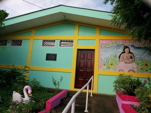 Ticuantepe :Casa materna