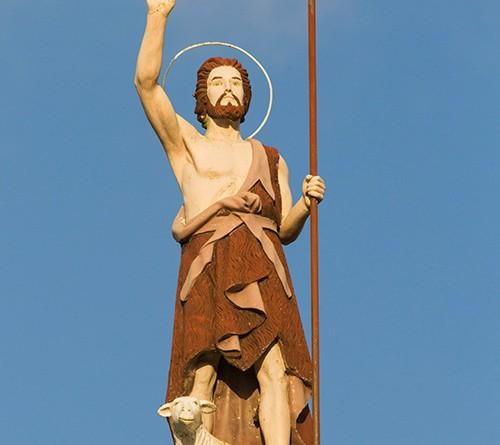 San Juan Bautista patrono local