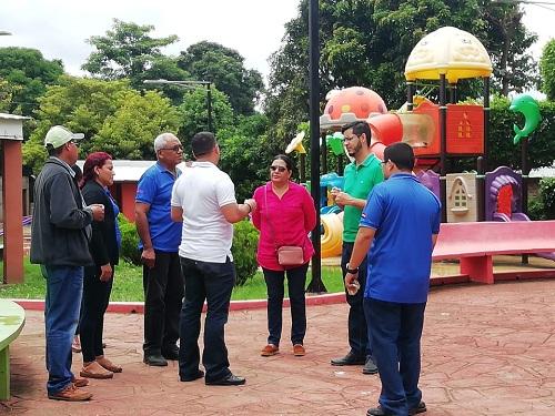 Parque Niños de Apompuá