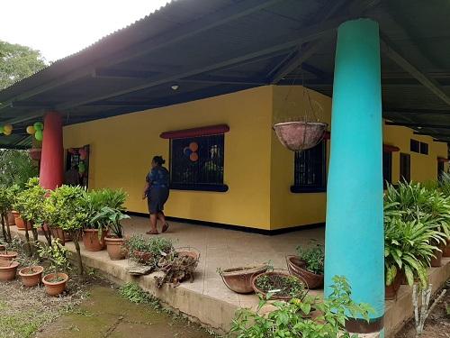 Casa para personas con necesidades especiales de salud