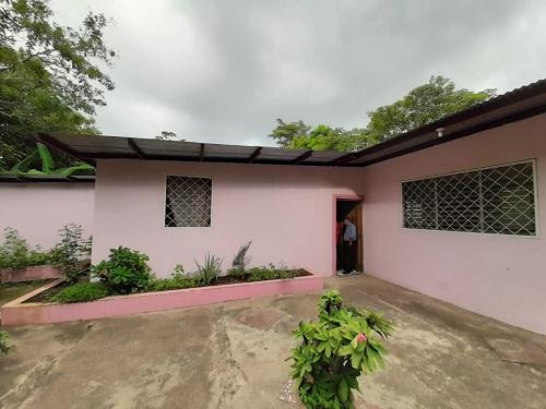 La casa materna en pleo