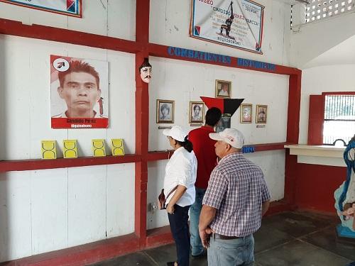 Casa de la cultura y museo comunitario Cándido Pérez