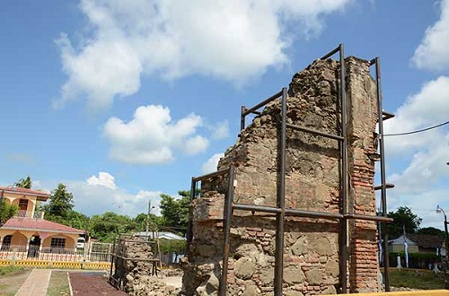 Ruinas protegidas