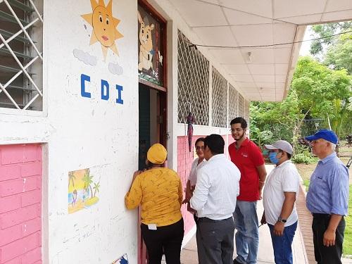 Centro d desarrollo infantil