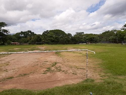 Campo deportivo El Mamey
