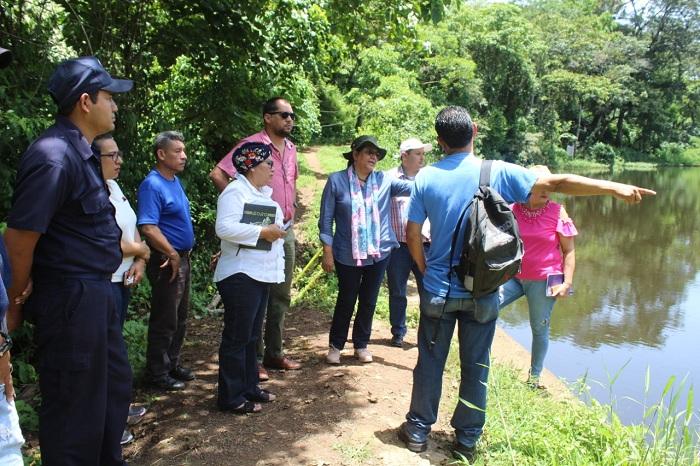 Parque ecológico departamental La Suana, atractivo turístico
