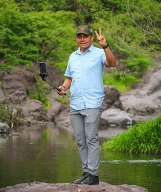 El director de Inifom en Río Grande