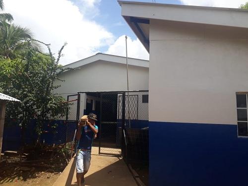 Centro escolar de Bluefields
