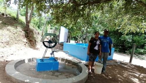 Pozo en San Juan de Limay