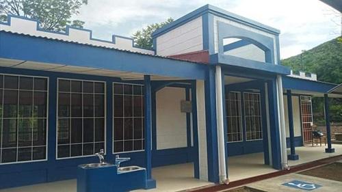 Centro escolar de Villanueva