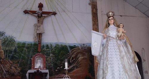 Nuestra Señora de La Paz, patrona local